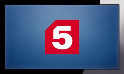 Реклама на Пятом канале
